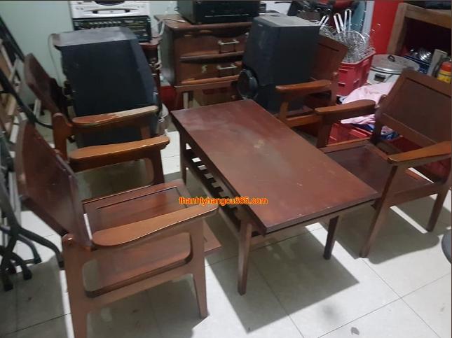 thanh lý bàn ghế Bình Chánh