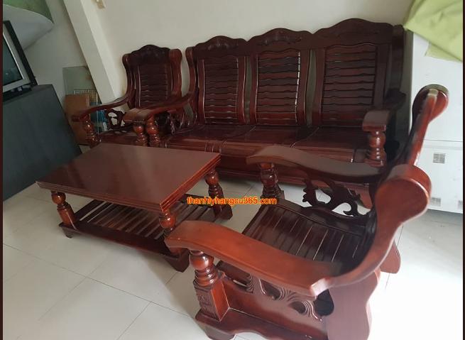 thanh lý nội thất gia đình Bình Chánh