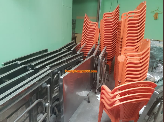 thanh lý quán ăn Bình Tân