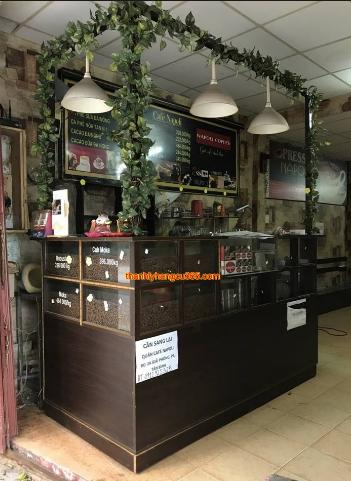thanh lý quán cafe Tphcm