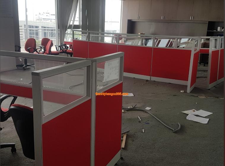 thanh lý văn phòng Bình Tân